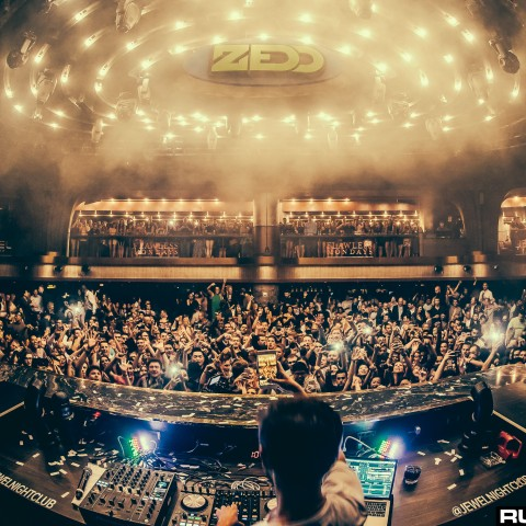 Zedd @ Jewel Nightclub (Las Vegas, NV) – May 22, 2017