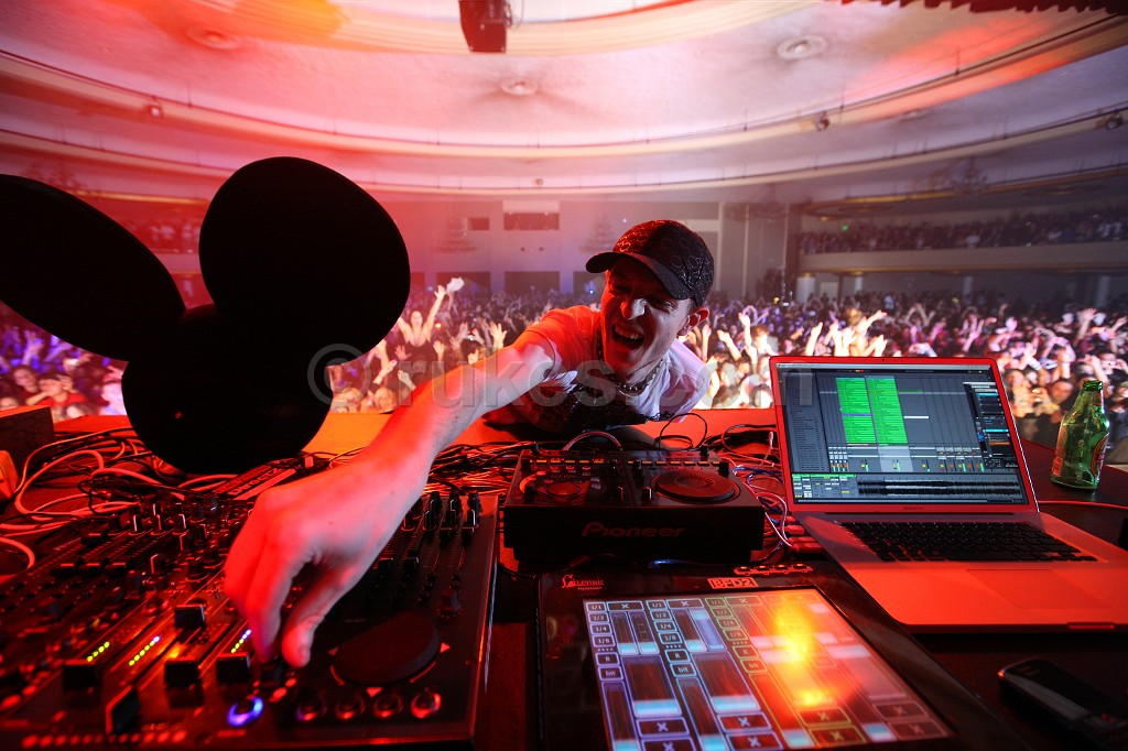 Deadmau5 Streaming Live From Club Provacateur NYCPalladium%20085
