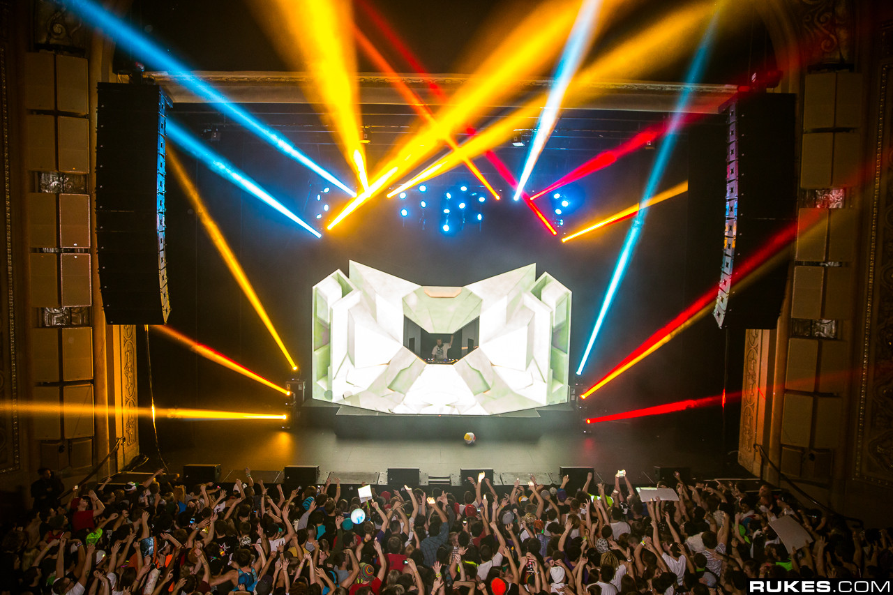 The Executioner tour stage excision