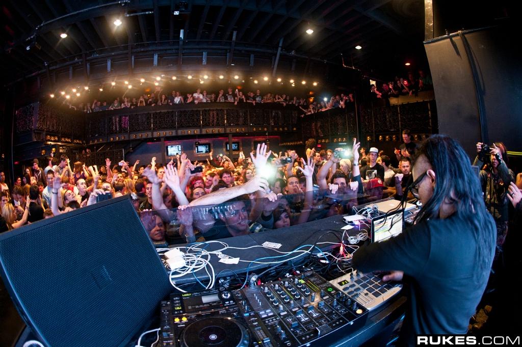 Skrillex tour dates in Perth